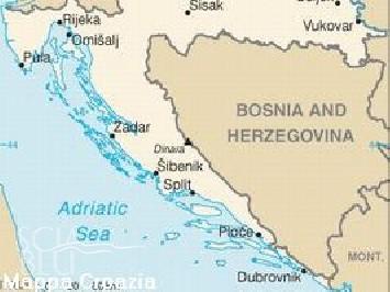 Cartina Muta Della Croazia.Yacht Charter E Noleggio Catamarano Per Crociera In Croazia Noleggio Yacht A Vela Per Le Incoronate Scia Blu Yacht Charter Broker