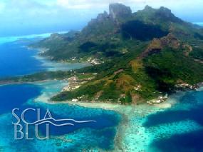 Crociera lunga \'one way\' in catamarano: Tahiti - Bora Bora - Raiatea ...